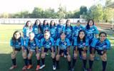 Radiadores Guzmán es el nuevo líder del futbol Burocrático femenil./Foto: Cortesía