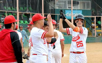 Sección 11 Al Subliderato De La Liga Regional De Beisbol El Sol De